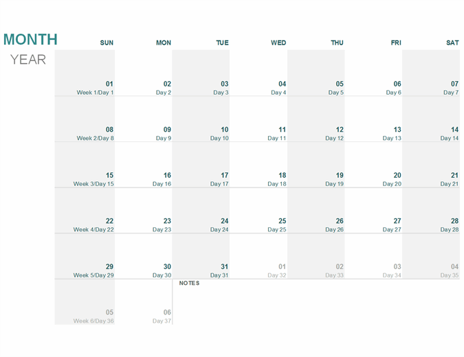 Quadax Julian Calendar 2022.Julian Calendar Any Year