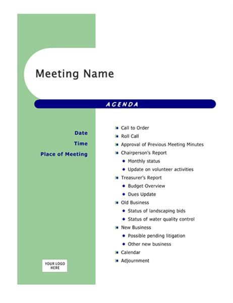 Agenda (Capsules design)