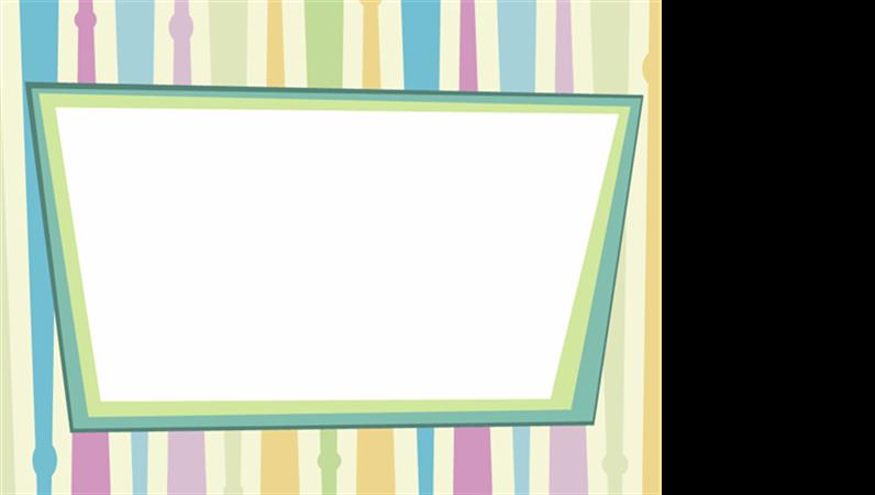 Playpen design slides