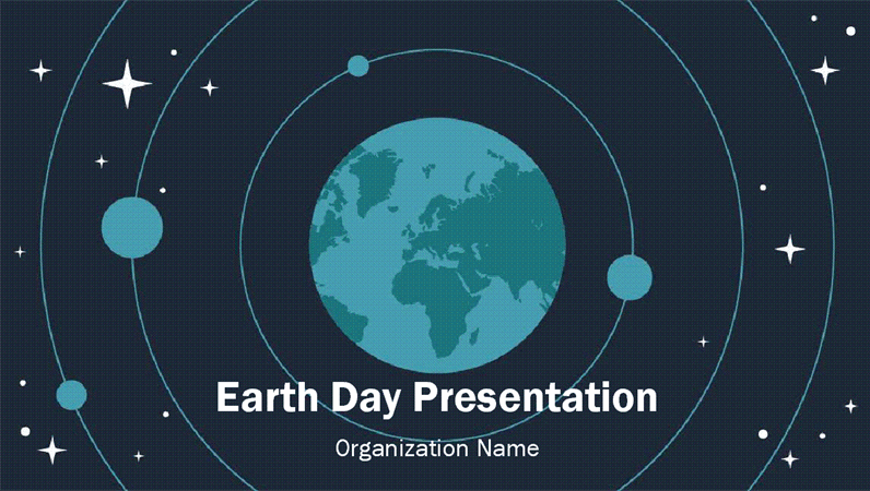 Earth Day slides