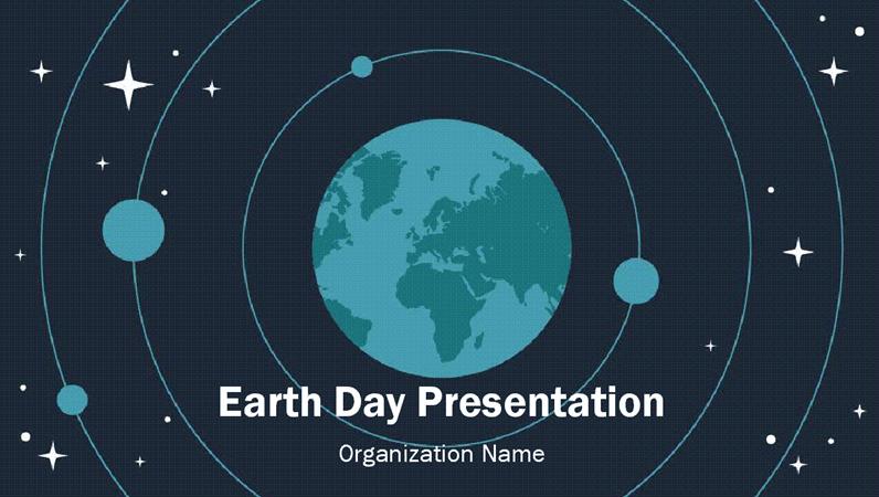 Earth Day slides