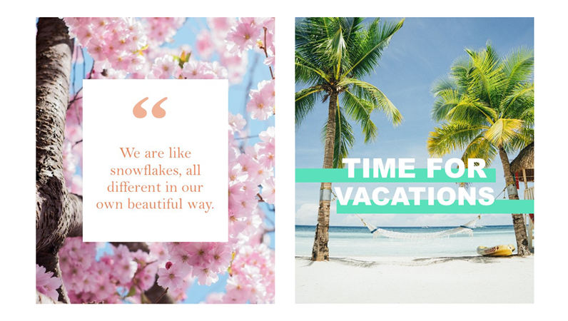 News and quotes vertical for Instagram