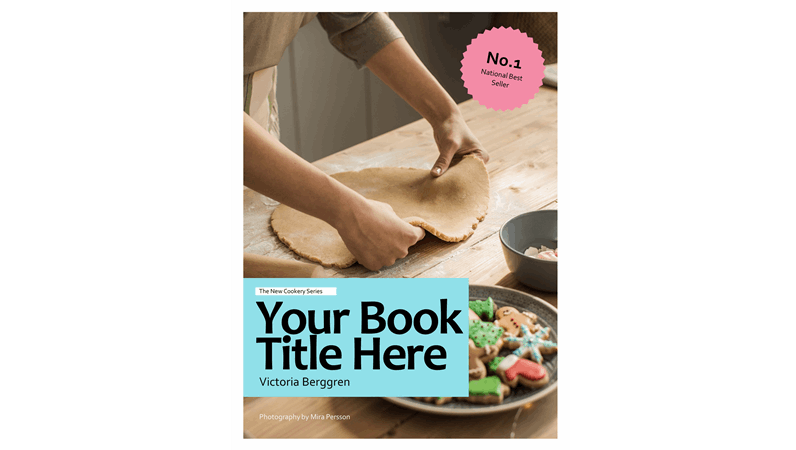 Lifestyle book covers