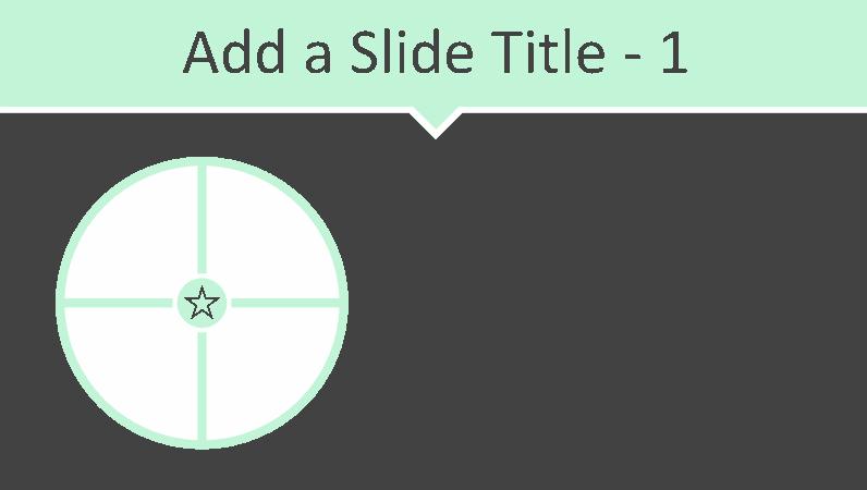 Wheel reveal animation