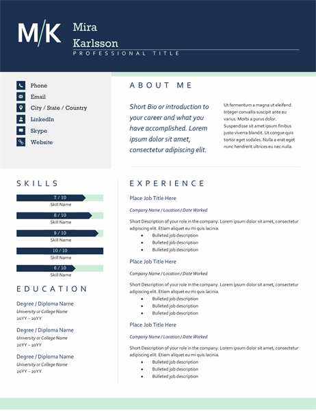 College Resume Template Microsoft Word from binaries.templates.cdn.office.net