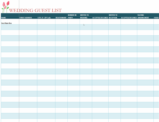 Wedding Guest List Printable Template from binaries.templates.cdn.office.net