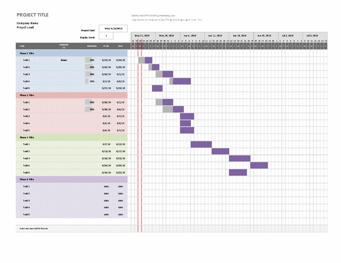 Construction Schedule Using Excel Template Free Download from binaries.templates.cdn.office.net