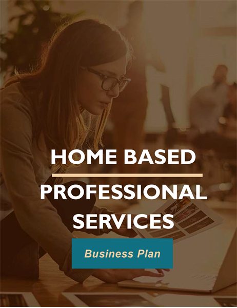 Home business plan