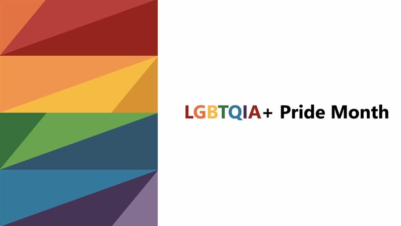 LGBTQI Pride Month presentation