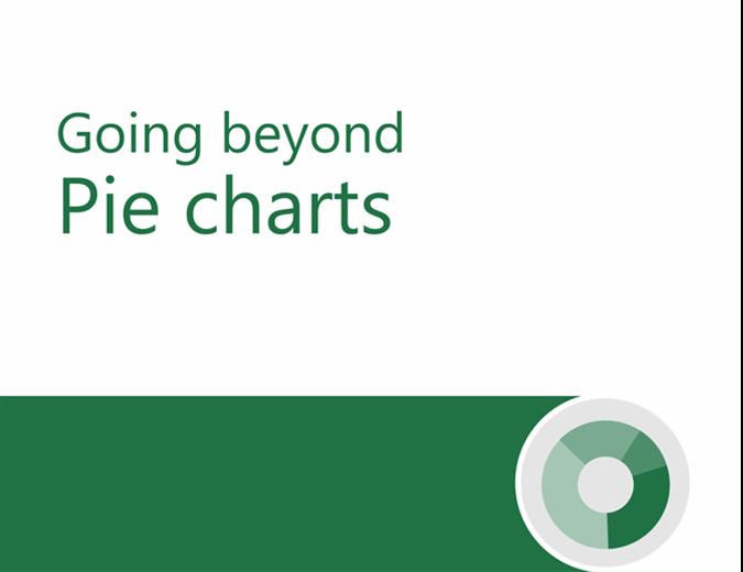 Beyond pie charts tutorial