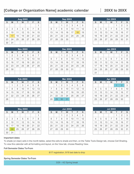 Summer Calendar 2017 Template from binaries.templates.cdn.office.net