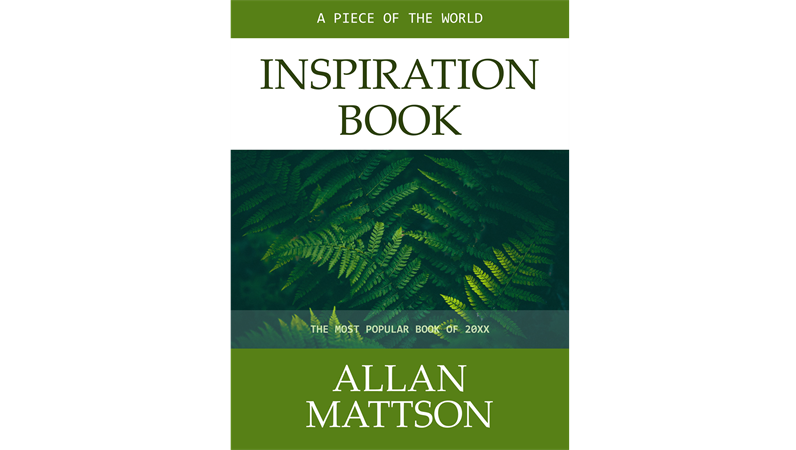 Inspiration book covers