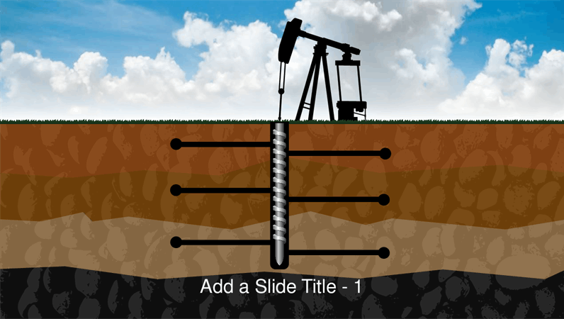 Underground drill graphic
