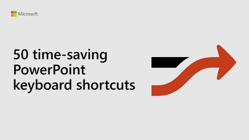 50 time-saving PowerPoint keyboard shortcuts