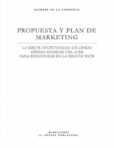 Informe empresarial (tema Elegante)