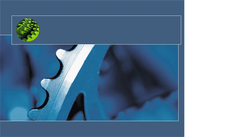Plantilla de diseño de volante azul