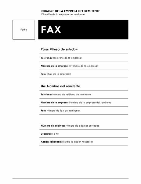 Fax de combinación de correspondencia (tema Intermedio)