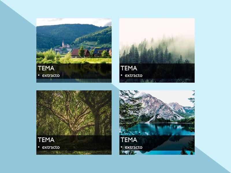 Diapositivas de otoño de SmartArt