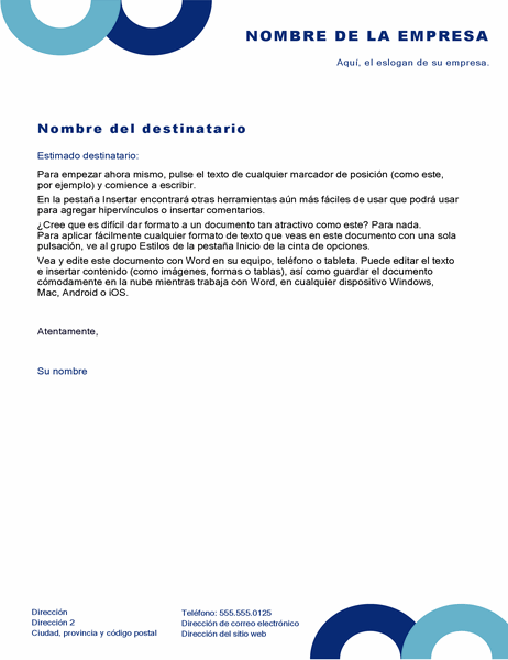 Membrete (diseño de arco)