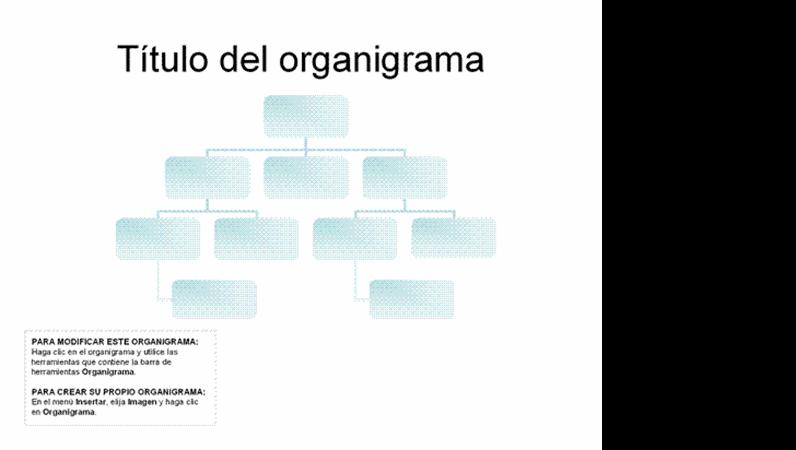Organigrama básico