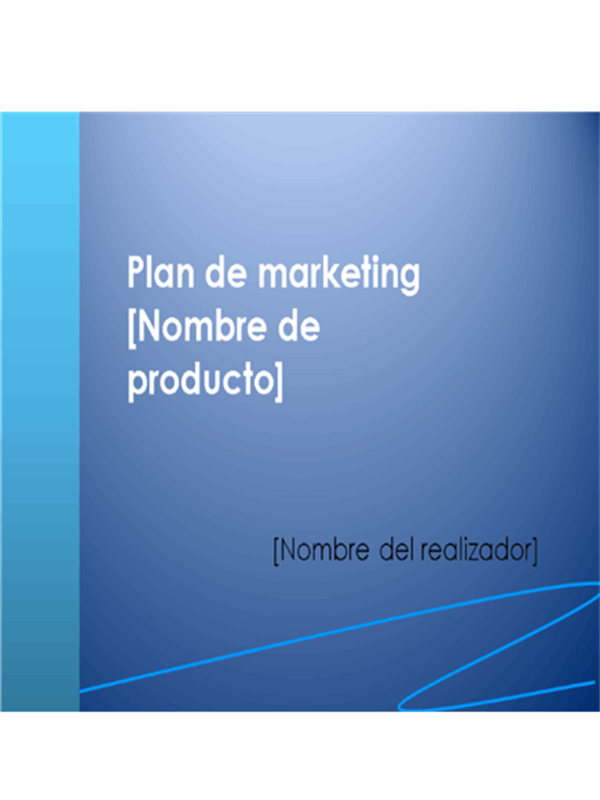 Plan de lanzamiento