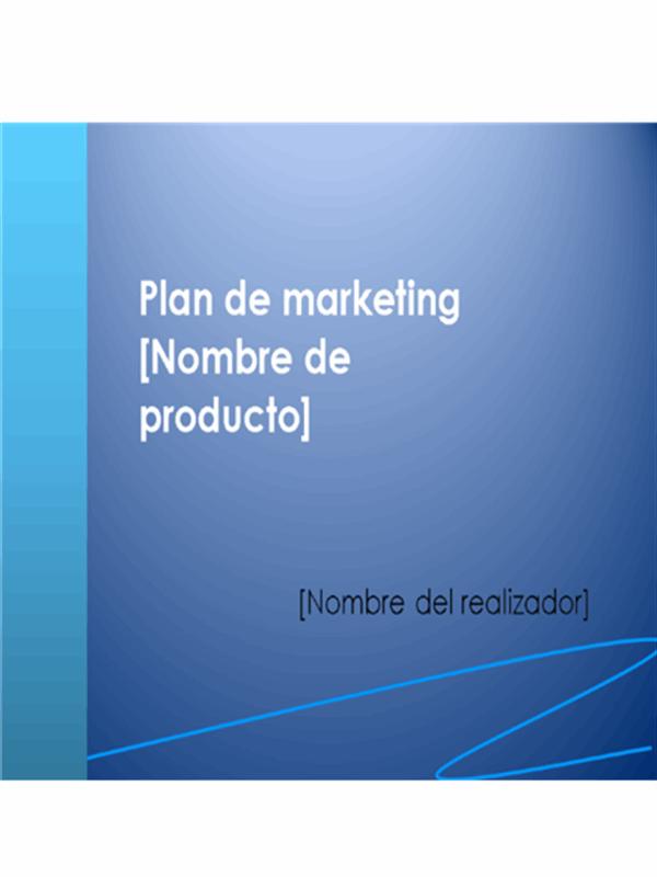 Plan de lanzamiento