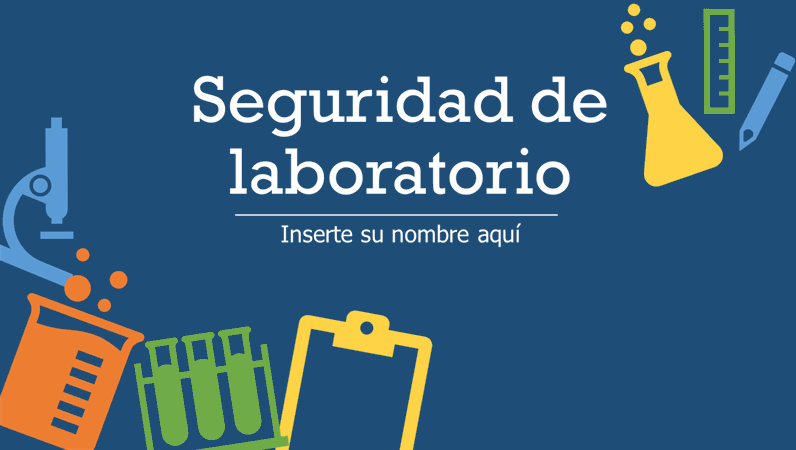 Seguridad de laboratorio