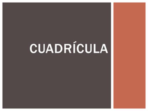 Cuadrícula