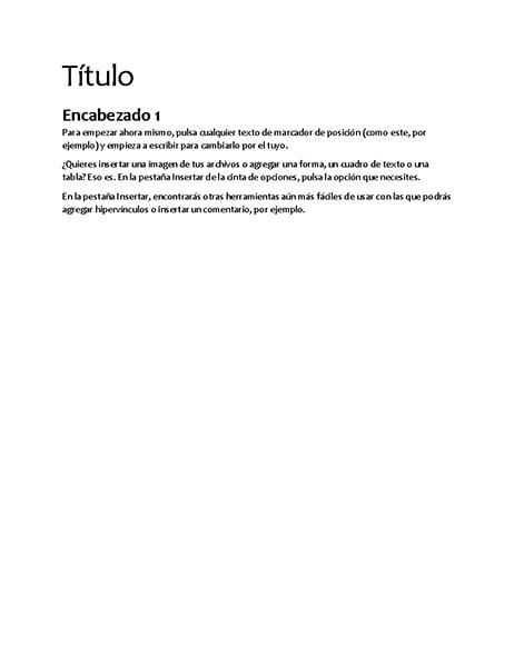 Diseño de especificaciones (en blanco)