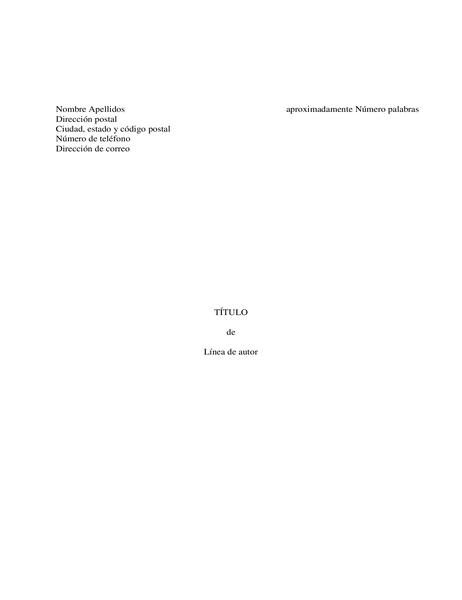 Manuscrito de libro