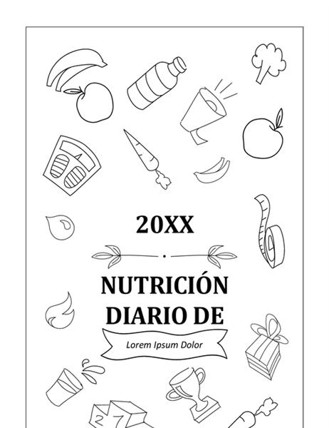 Diario de nutrición