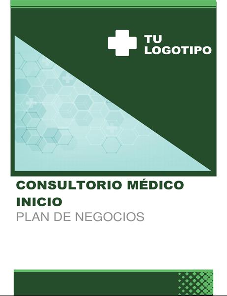 Plan de empresa de servicios de salud