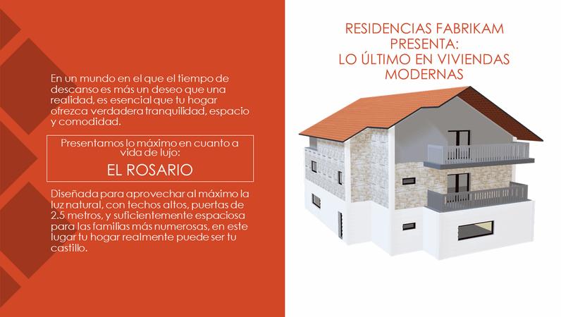Fabrikam Residences: lo último en viviendas modernas