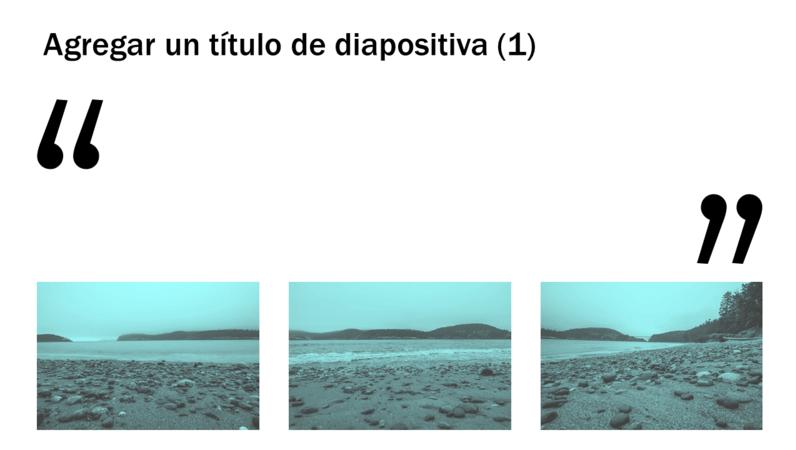 Lee y selecciona diapositivas de bifurcación