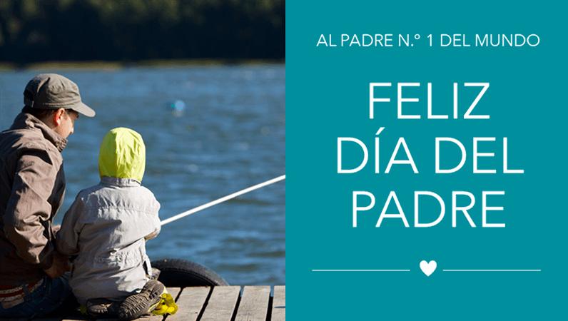 Cartas fotográficas del Día del Padre