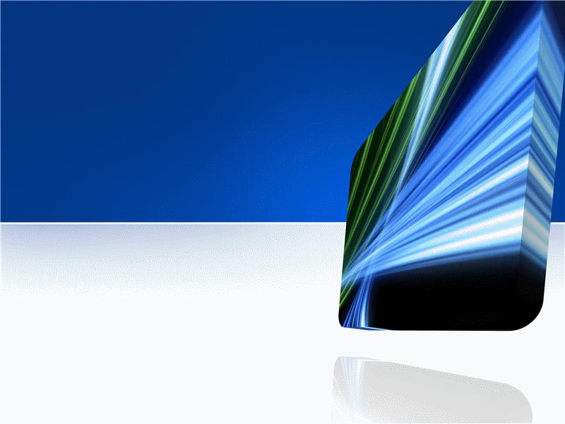 Eredavärviline tehnoloogiateemaline videoga mall
