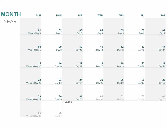 Juliuse kalender (kõik aastad)