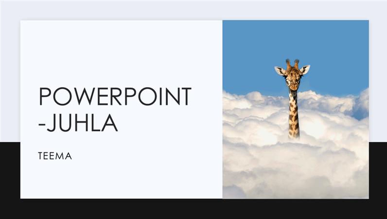 PowerPoint-juhla