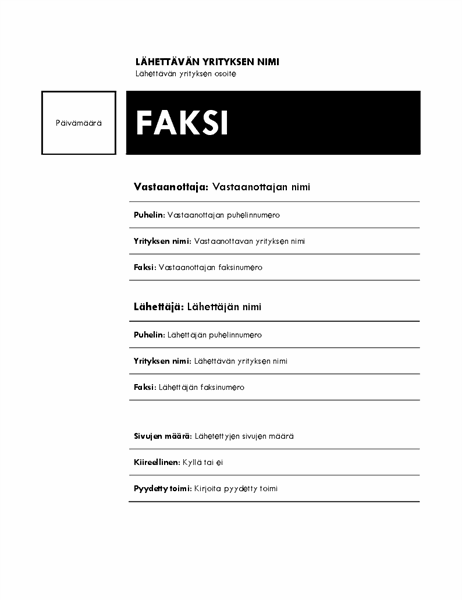 Faksi (Median-teema)