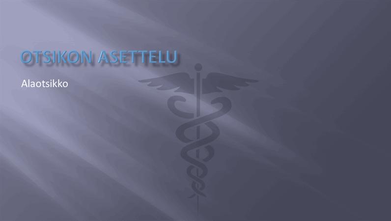 Lääketiedeaiheiset diat