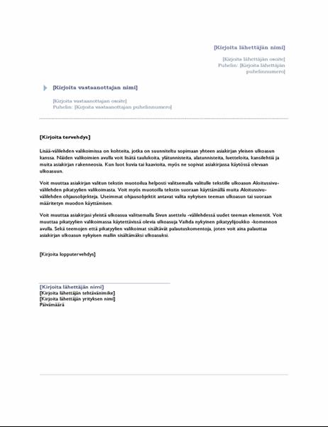 Kirje (Origo)