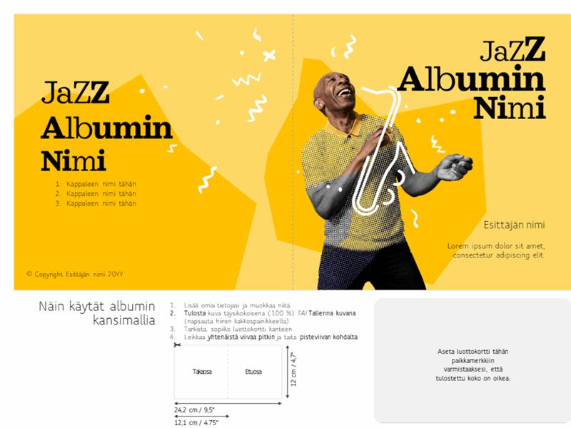 Jazz-albumin kannet