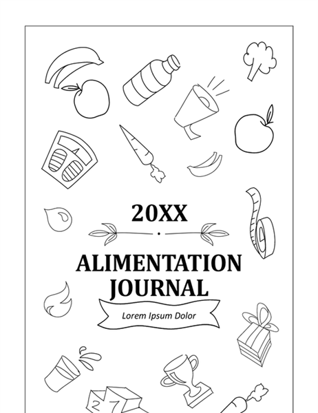 Journal nutritionnel