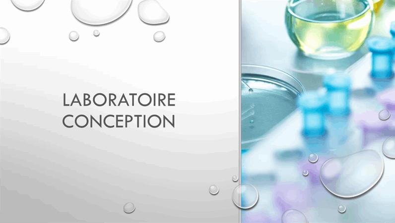 Conception pour laboratoires