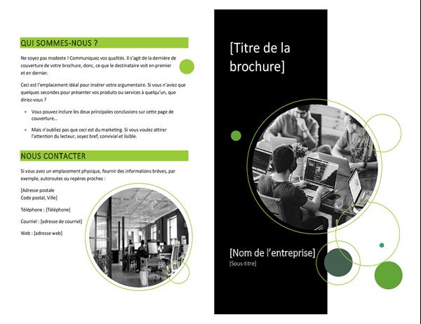 Brochure Technologie