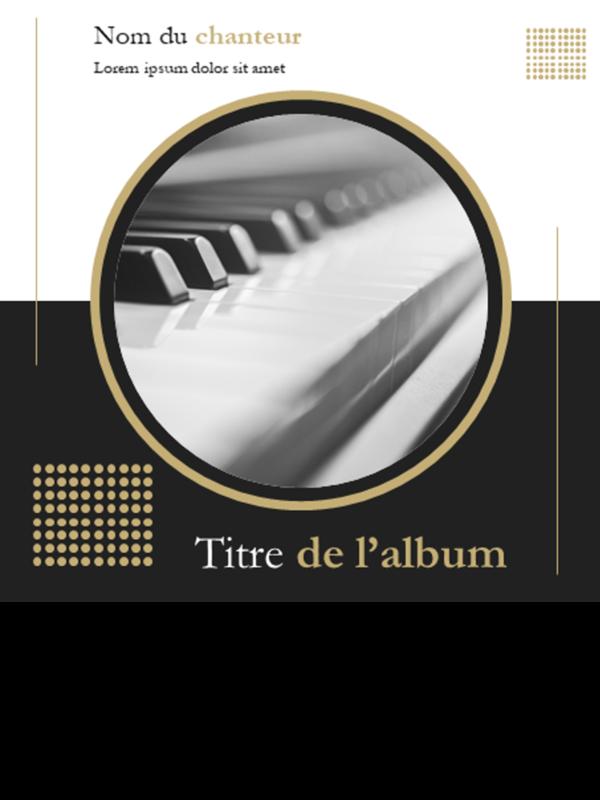 Couvertures d'albums musique classique
