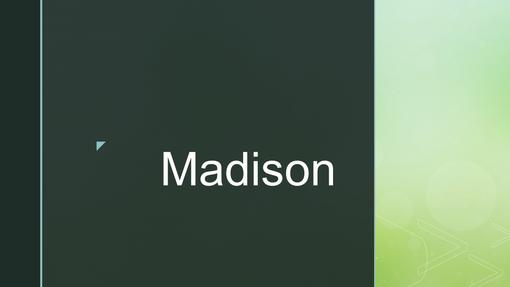 Madison