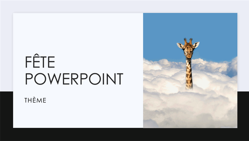 Groupe PowerPoint