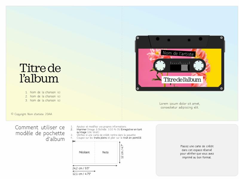 Couverture d'albums mélangés