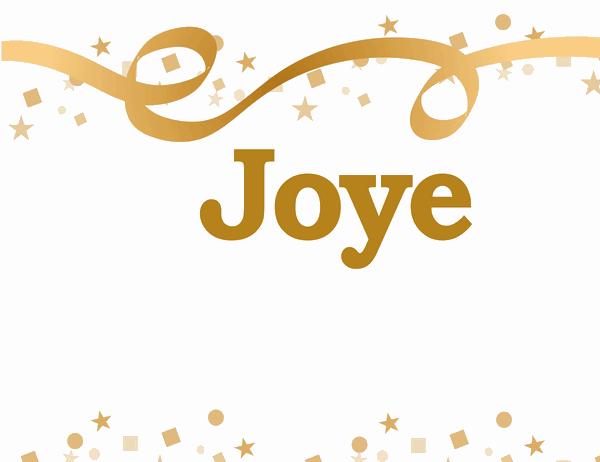Bannière joyeux anniversaire (nom)
